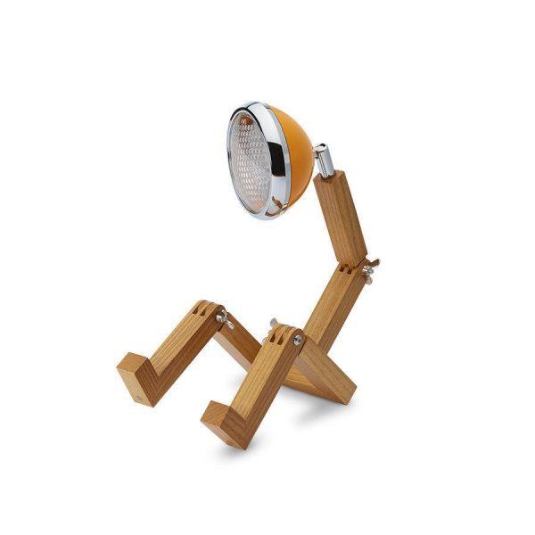 MINI MR WATTSON Lampa / Bordslampa - Mclaren Orange