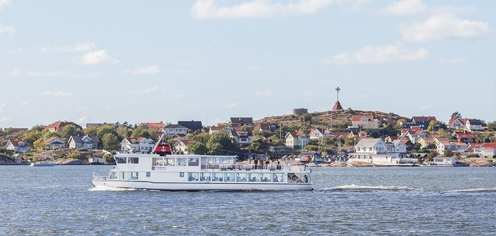Brunchkryssning för två i Göteborg - Upplev brunch till havs