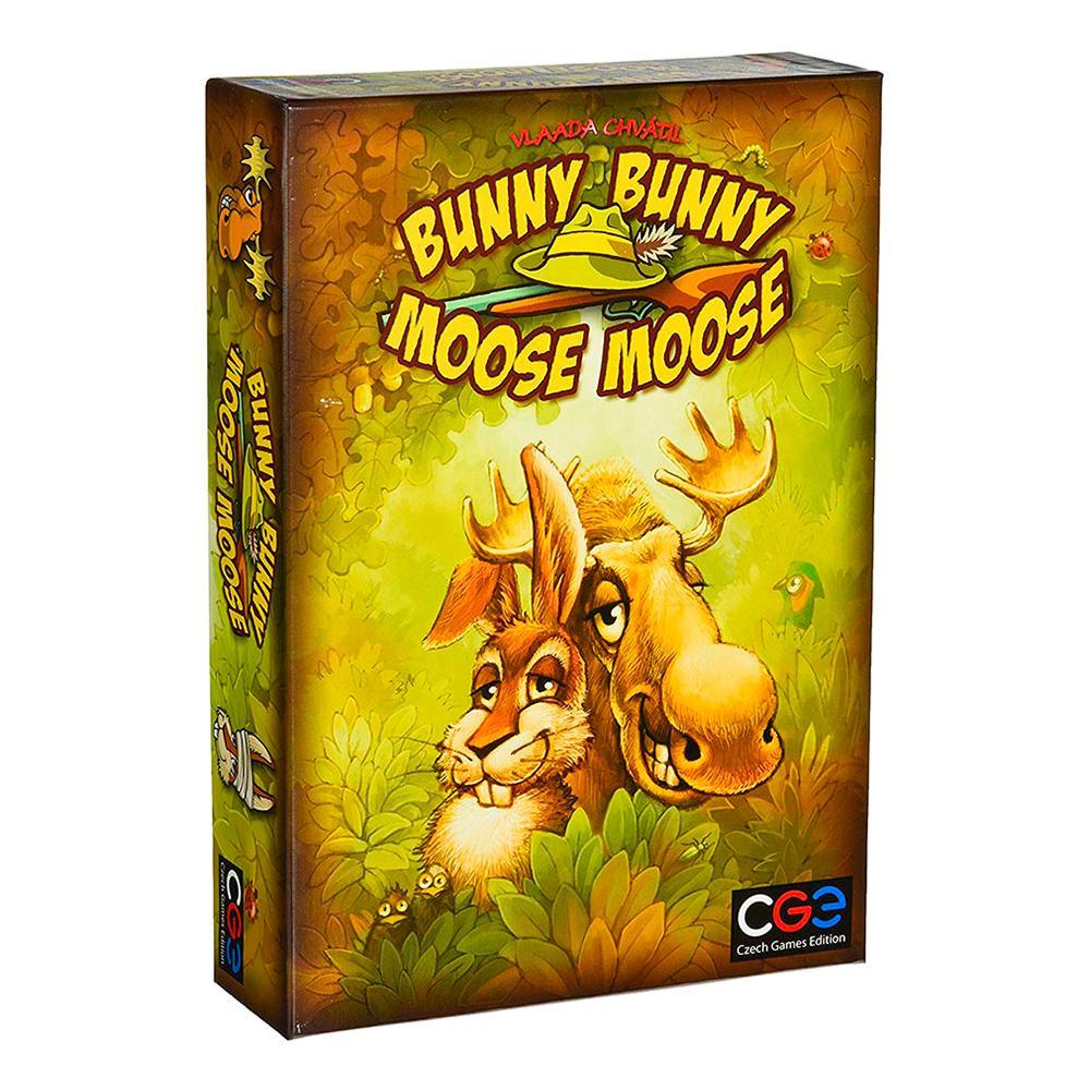 Bunny Bunny Moose Moose Sällskapsspel