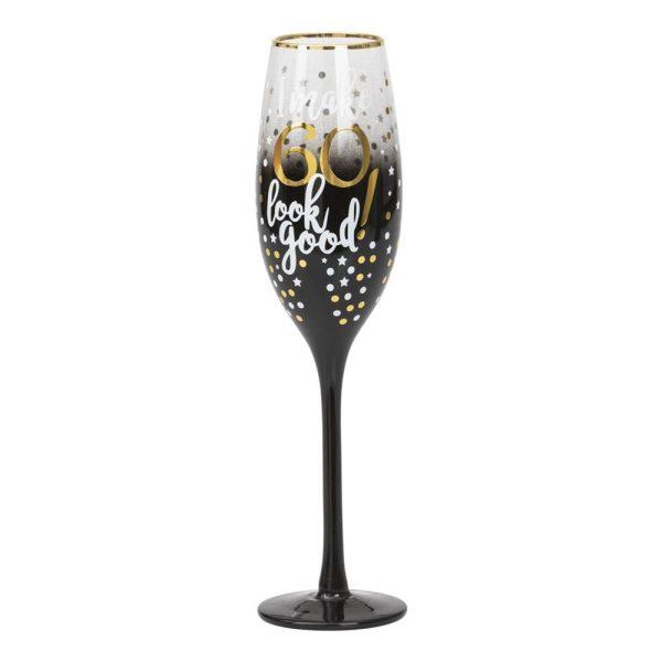 Champagneglas 60 Stars