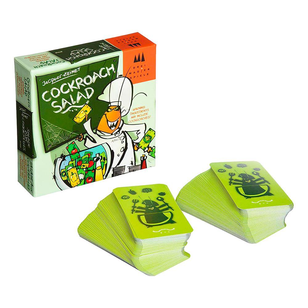 Cockroach Salad Kortspel