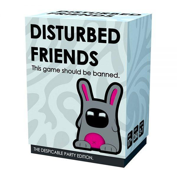 Disturbed Friends Party Edition