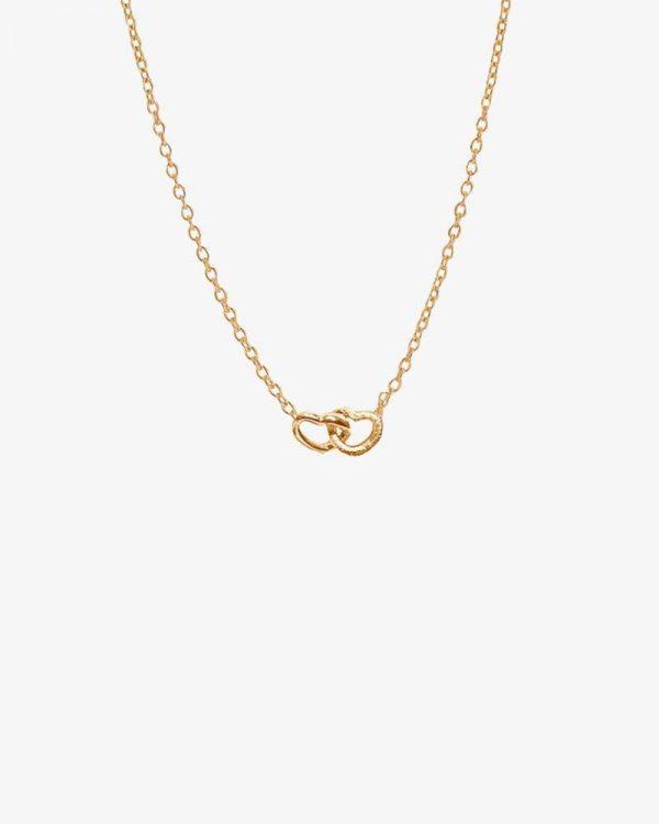 Drakenberg Sjölin Love necklace gold