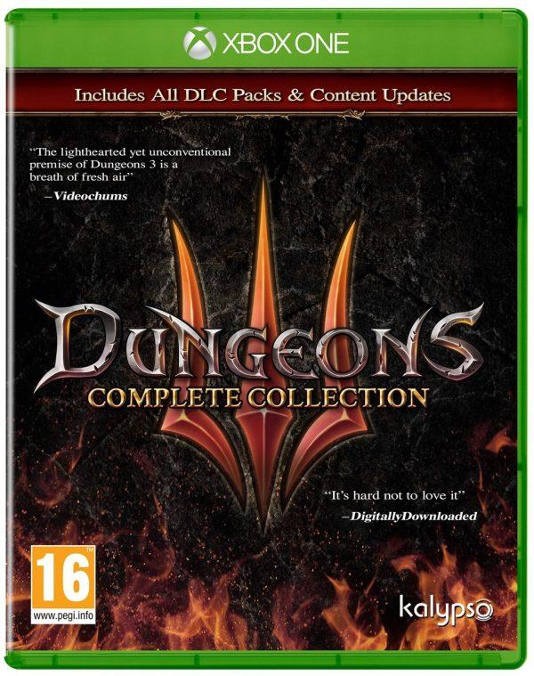Dungeons 3 Complete Edition