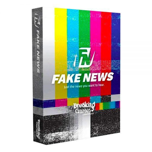 Fake News Sällskapsspel