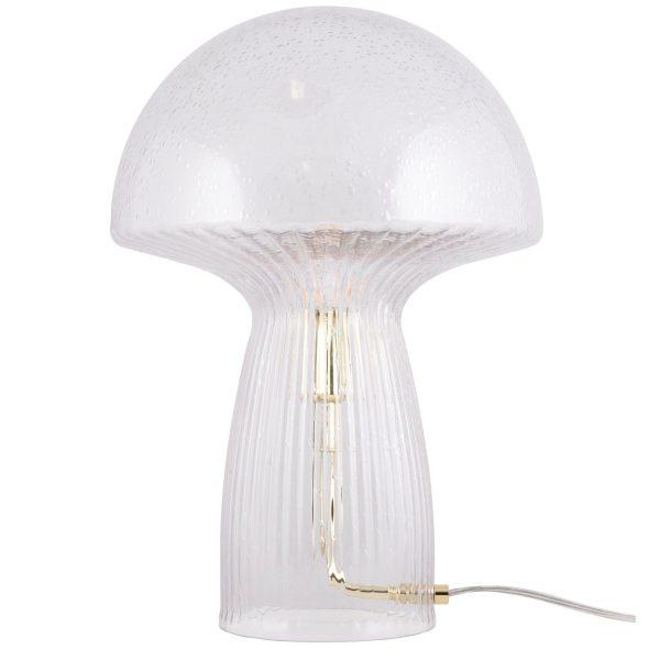 Globen Lighting Fungo Special Edition bordslampa 30 cm, klar