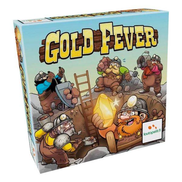 Gold Fever Sällskapsspel