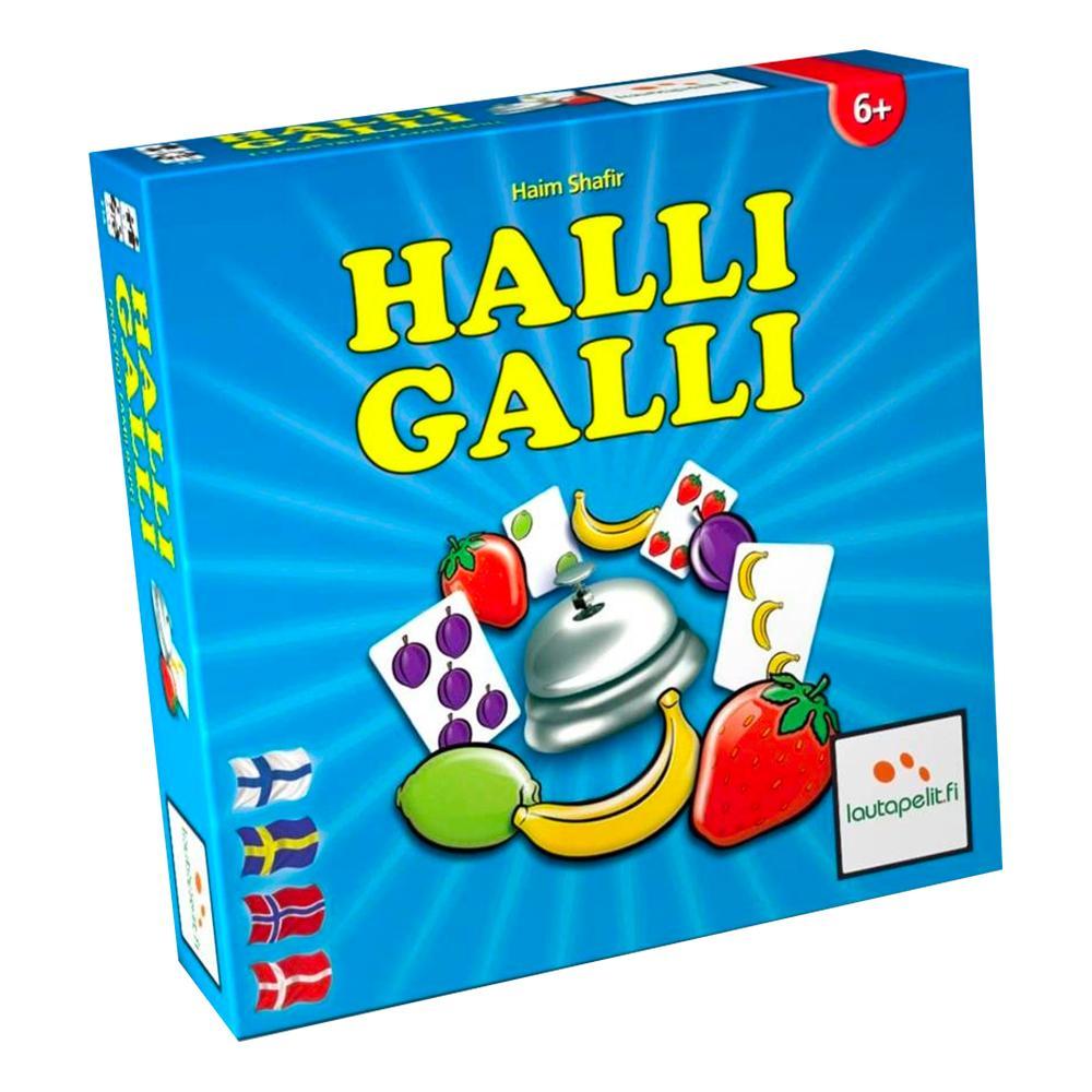 Halli Galli Sällskapsspel