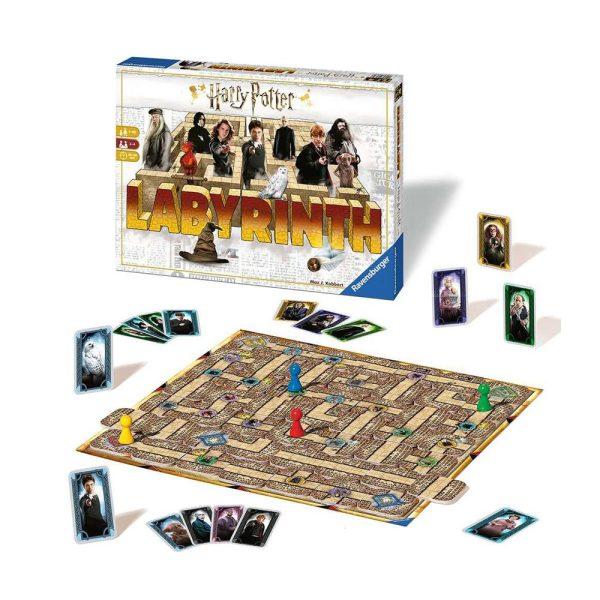 Harry Potter Labyrinth Sällskapsspel - Engelska