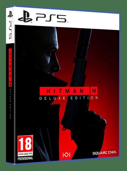 Hitman III (3) Deluxe Edition