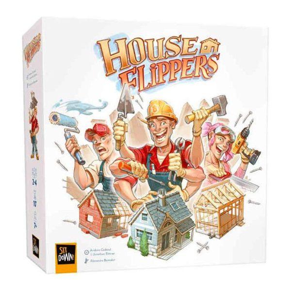 House Flippers Sällskapsspel