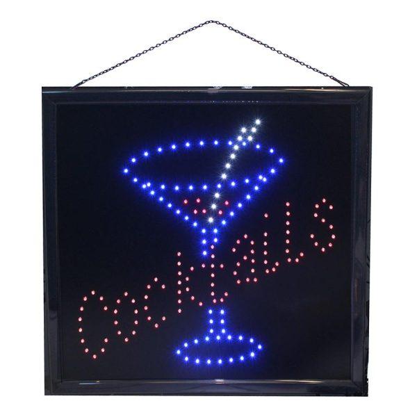 LED-Tavla Cocktails