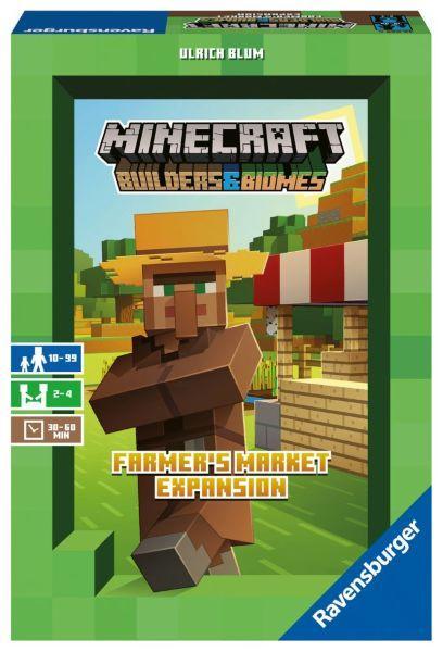 Minecraft Builder & Biomes: Farmer's Market Expansion (Nordic)