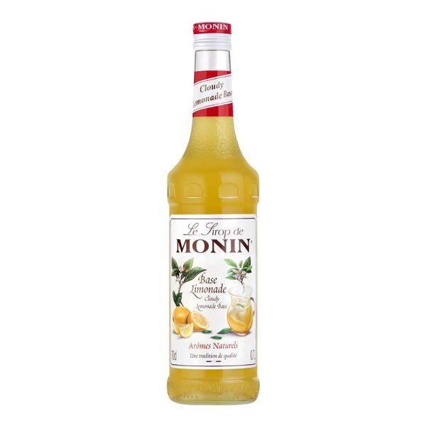 Monin Cloudy Lemonade Base - 70 cl