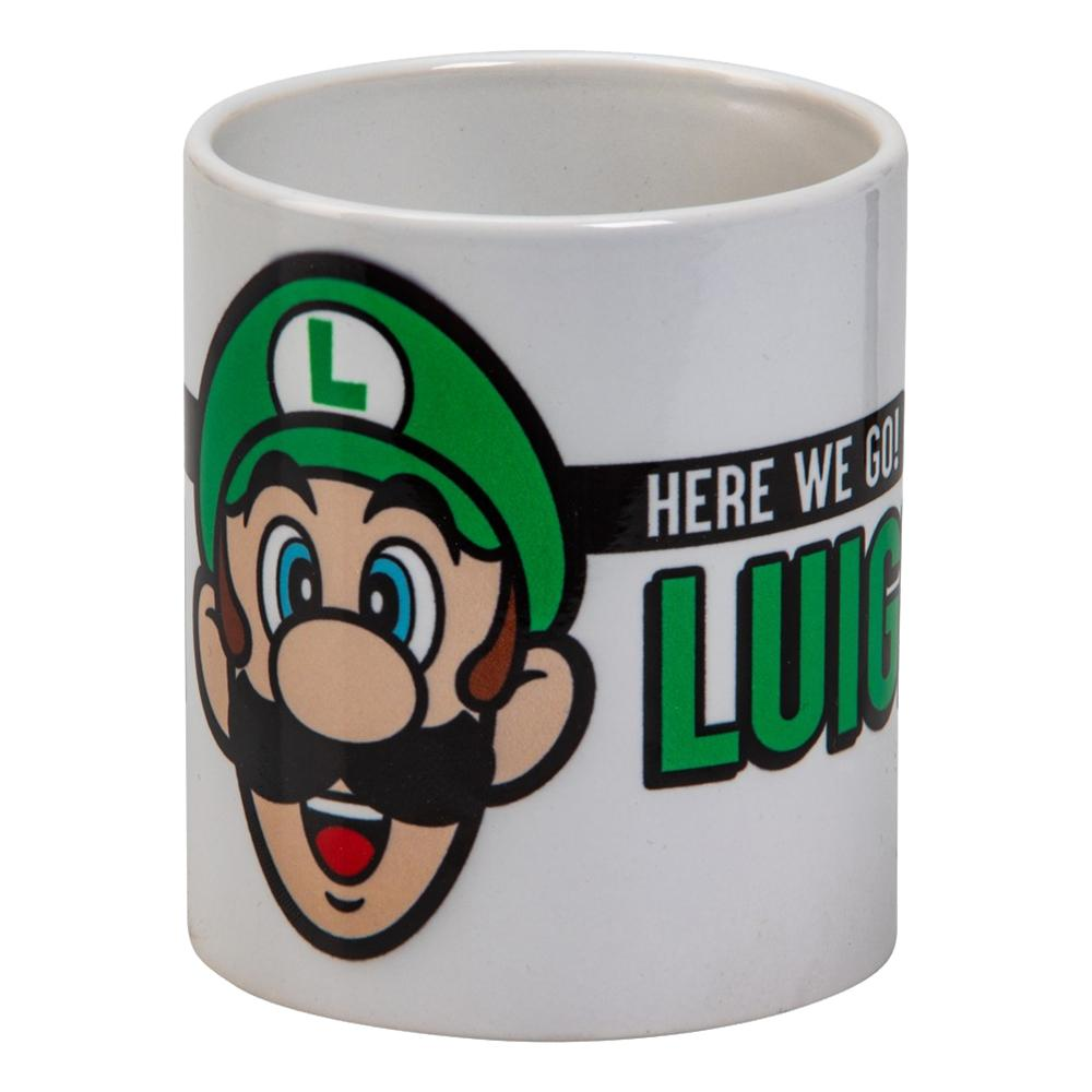 Mugg Luigi Here We Go