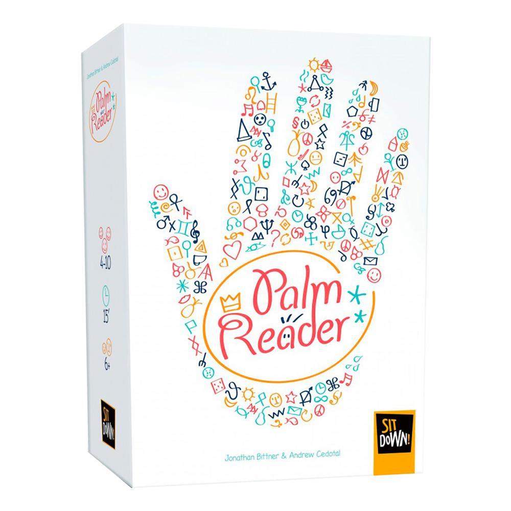 Palm Reader Spel