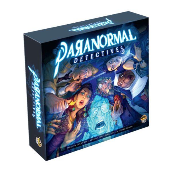 Paranormal Detectives Sällskapsspel -