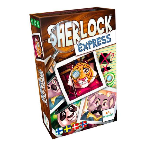 Sherlock Express Spel