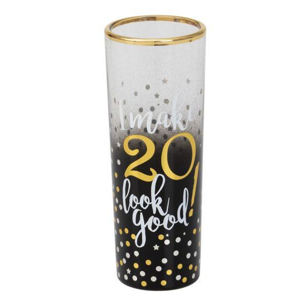 Shotglas 20 Stjärnor