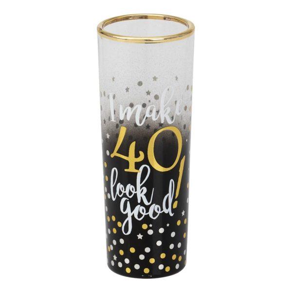 Shotglas 40 Stjärnor