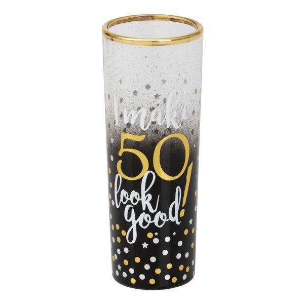 Shotglas 50 Stjärnor