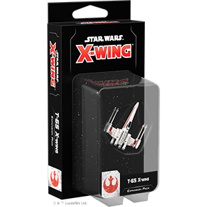 Star Wars X-Wing Second Edition Wave 1 T-65 X-Wing Expansion Pack