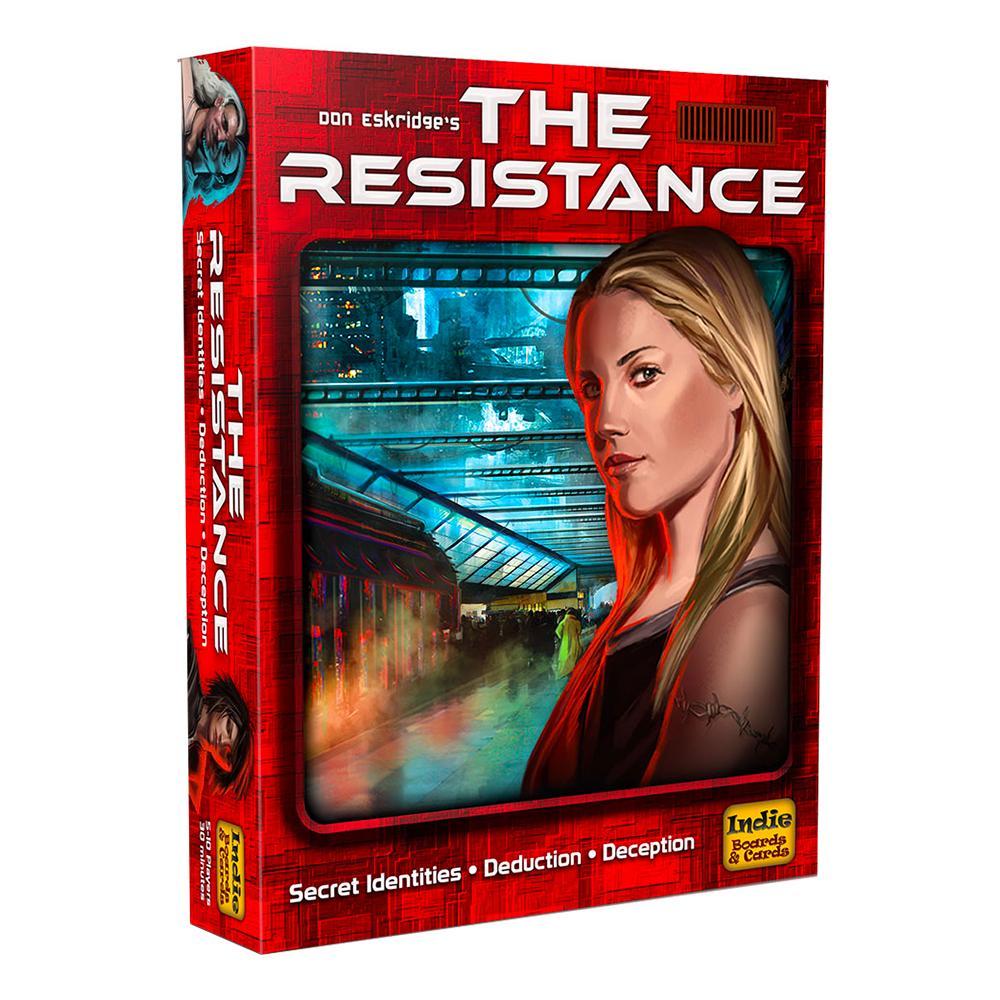 The Resistance Sällskapsspel