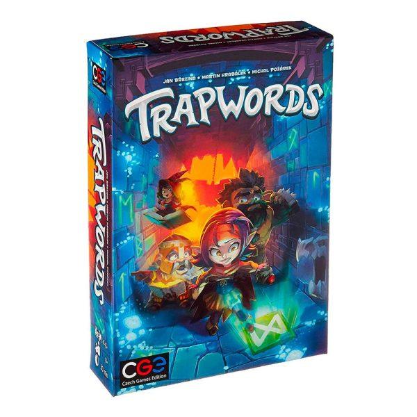 Trapwords Sällskapspel