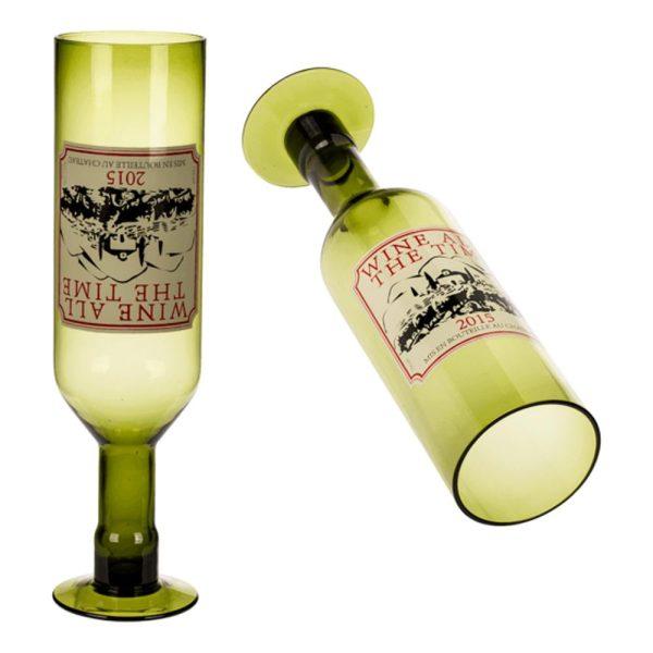 Vinflaska Glas - 1-pack