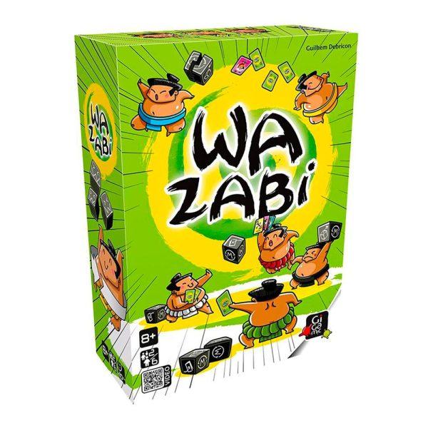 Wazabi Spel