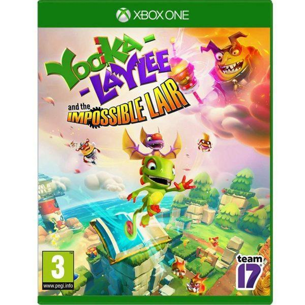 Yooka Laylee& The Impossible Lair