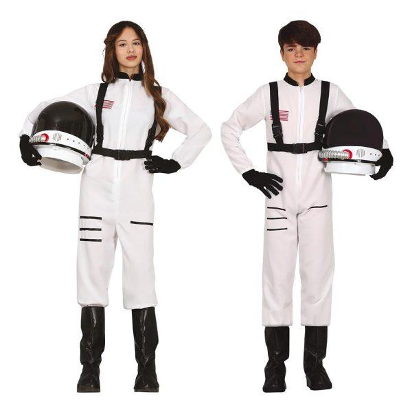 Astronaut Teen Maskeraddräkt - One size