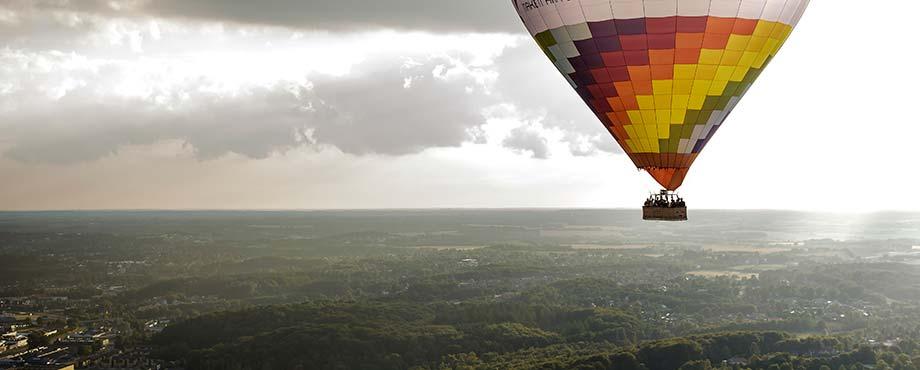Ballongflygning Stockholm för två