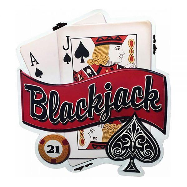 Black Jack Väggdekoration