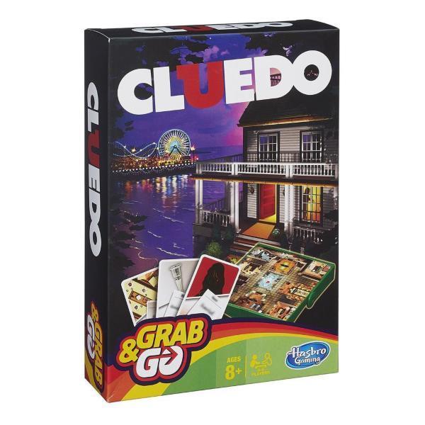 Cluedo - Grab & Go