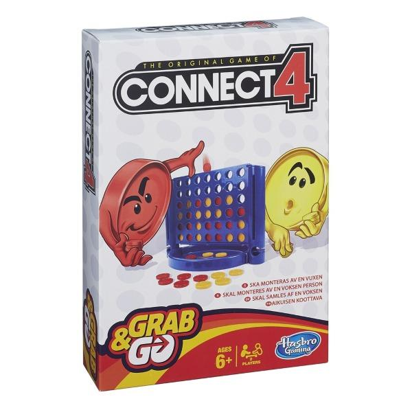 Connect 4 - Grab & Go