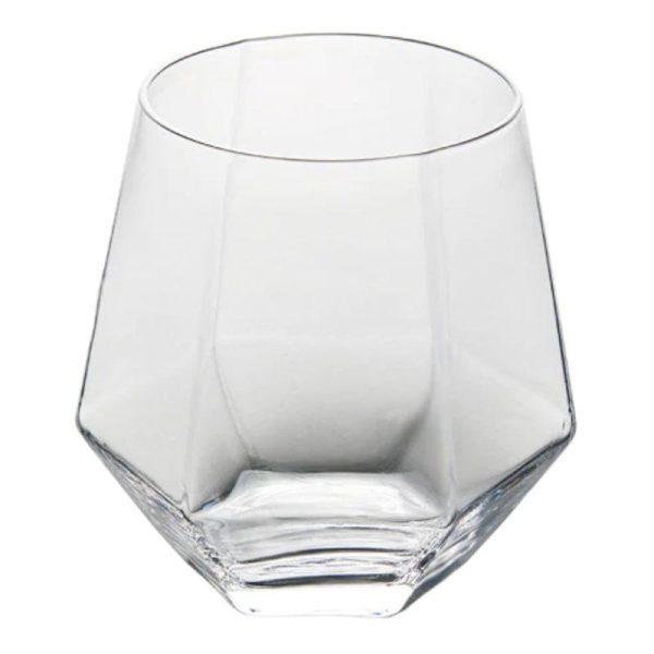 Diamantglas - Transparent