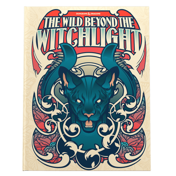 Dungeons & Dragons - The Wild Beyond the Witchlight - Alternative Cover