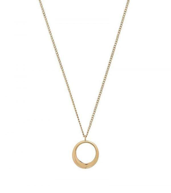 Edblad Trois Necklace S Gold