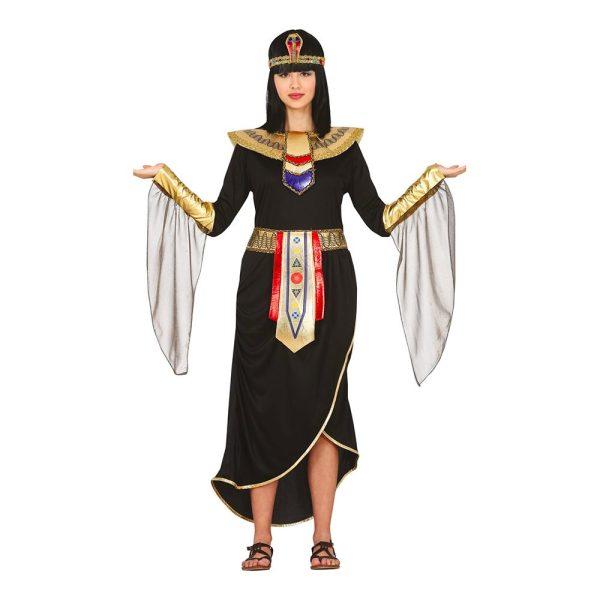 Egyptisk Gudinna Teen Maskeraddräkt - One size