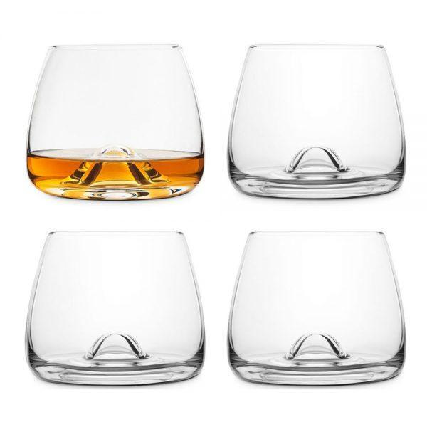 Final Touch Whiskyglas - 4-pack