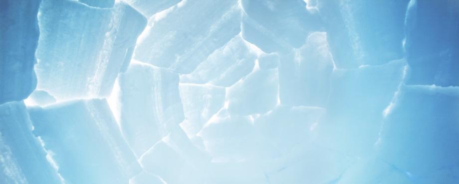 Isskulptering för två