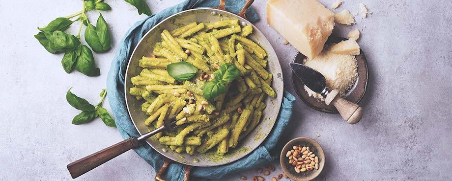 Italiensk pastakurs för två