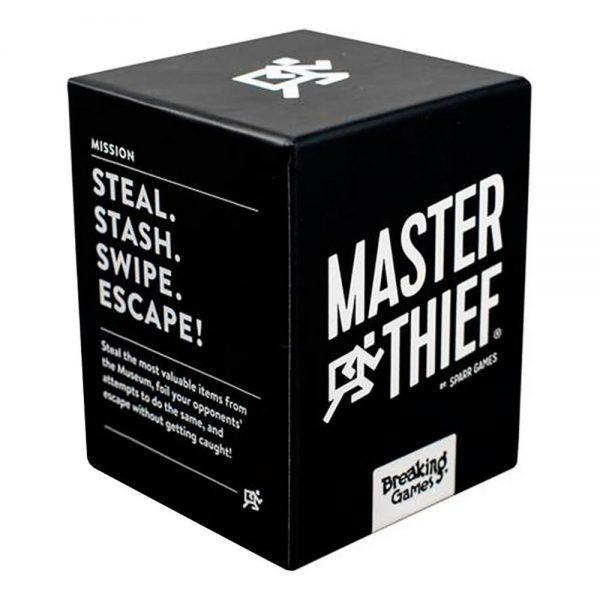 Master Thief Spel - Nordiska språk