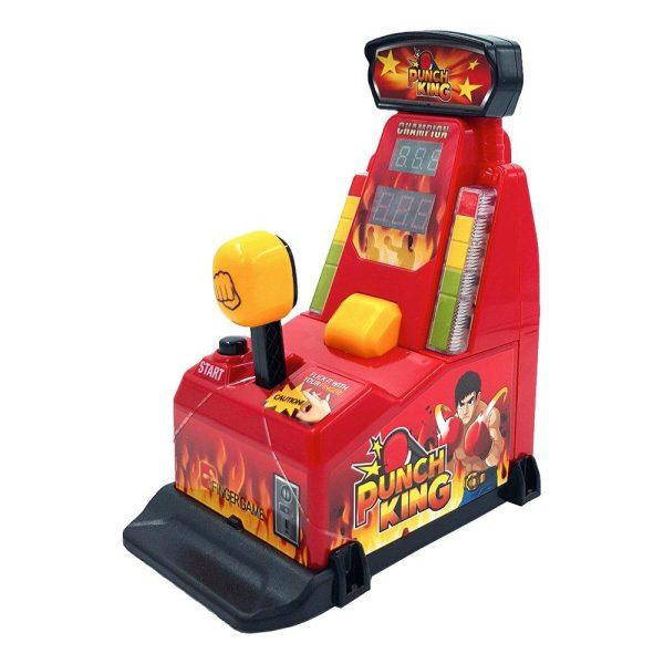 Mini Arcade Spel - Punch King