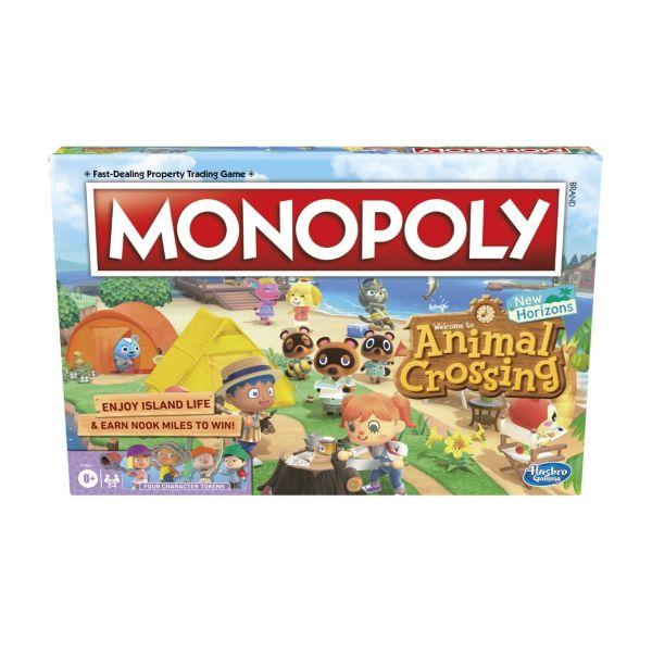 Monopoly Animal Crossing New Horizons (Eng)
