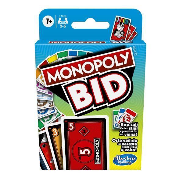 Monopoly Bid (Sv)