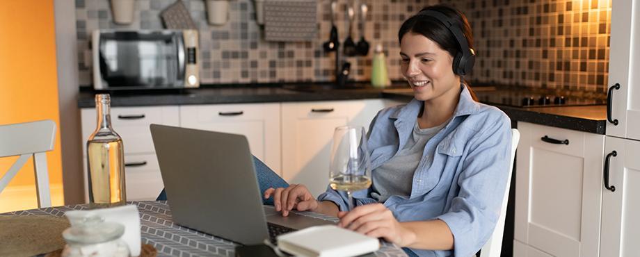 Onlineprovning