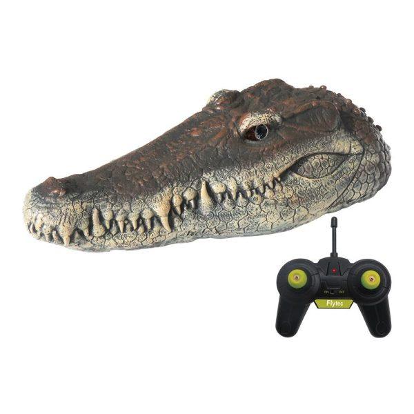 Radiostyrt Krokodilhuvud