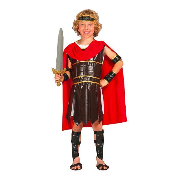 Romersk Krigare Teen Maskeraddräkt - One size